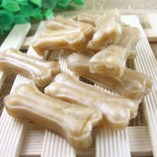 10pcs Healthy  Dainty Chews Snack Food Treats Bones for Pet Dog TSUS
