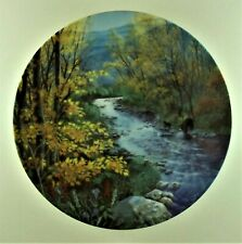 AUTUMN SPENDOR IN THE SMOKY MOUNTAINS Plate Nature's Legacy #5 Jean Sias Bear