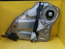 07-13 MERCEDES-BENZ C CLASS 2.1 CDI LEFT REAR WINDOW REGULATOR A2044401705