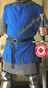 Medieval Knight Men-at-arms SCA Short Surcoat