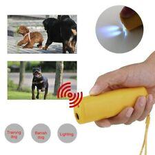 Anti Barking Ultrasonic Pet Dog Repellent Training Device Banish Training Light