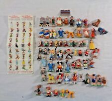 Vintage MARX Hanna Barbera Tinykins Disneykins Plastic Miniature Figurine Lot 65