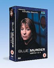 Blue Murder - Series 1 And 2 (DVD, 2004, 3-Disc Set)