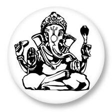 Magnet Aimant Frigo Ø38mm Religion Religious Religieux Dieu Hindouisme Ganesh