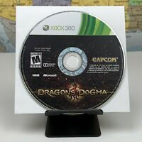 SHIPS SAME DAY Dragon's Dogma (Microsoft Xbox 360, 2012) ***DISC ONLY*** Tested