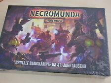 Warhammer Necromunda: Underhive *deutsch* *Neu* Armageddon