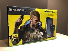 Cyberpunk 2077 Limited Edition Bundle XBOX ONE X 1TB Console in hand, sealed