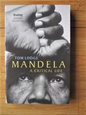 Mandela : A Critical Life by Tom Lodge (2007, UK-Paperback)
