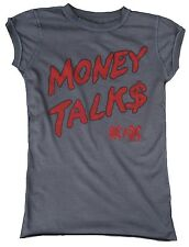 Amplified UFFICIALE AC / ACDC DC Money Talks rock star vintage cuciture OUT