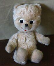 "New listing Vintage 60th Schuco Puzzi Bigo Bello Teddy Bear 9"""