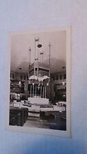 RPPC Postcard Main Alter Shrine of The Little Flower Royal Oak MI Antique vtg