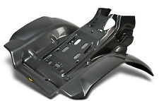 Maier USA Honda TRX 250R Rear Fender - Black Carbon Fiber - 11710-30