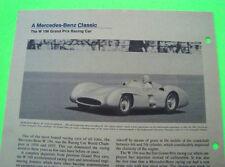1966 Mercedes Benz 3 DIFF ISSUES MERCEDES BENZ SERVICE BULLETINS 24-pgs 250SL