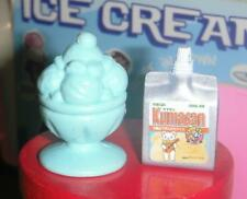 Rement Sauce Syrup & Ice Cream Sundae fits Fisher Price Loving Family Dollhouse