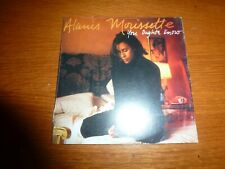 ALANIS MORISSETTE - YOU OUGHTY KNOW ( CD SINGLE )