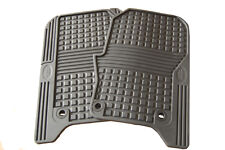 Land Rover Discovery 3 pre 2008 Models Front Pair of Rubber Mats, EAH500058PMA