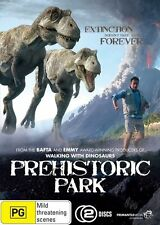 Prehistoric Park (DVD, 2009, 2-Disc Set) R4 New, ExRetail Stock (D161)