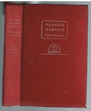 Dragon's Harvest by Upton Sinclair.  1945.  1st Ed. Rare Vintage Book! $