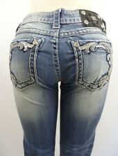 Miss Me Jeans Pants Boot Cut JP5853BV Inseam 32 Brand New WITHOUT Tags Size 26