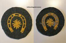 Tätigkeitsabzeichen der Wehrmacht ( Hufschlaglehrmeister ) WK 2