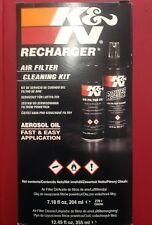 K&N Filter Care Service & Oil Recharger Kit - 99-5050 - Aerosol Version