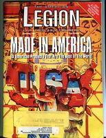 The American Legion Magazine January 1995 Made In America EX 080116jhe