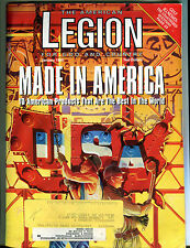 The American Legion Magazine January 1995 Made In America EX 080116jhe