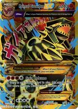 Primal Groudon EX 97/98 Ancient Origins Rare Ultra Mint Pokemon Card