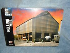 WALTHERS CORNERSTONE SERIES HO SCALE #933-3052 THE WORKS USS ROLLING MILL