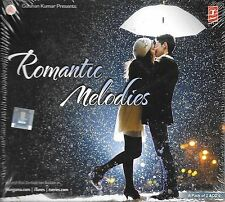 ROMANTIC MELODIES - 2 CD BOLLYWOOD COMPILATION SET - FREE POST