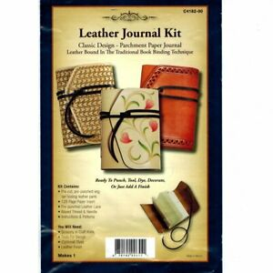 Leather Journal Kit