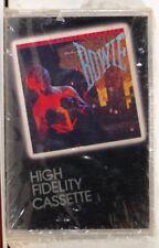 DAVID BOWIE - Let's Dance > 1984 MFSL US Master Tape cassette > SEALED < RARE