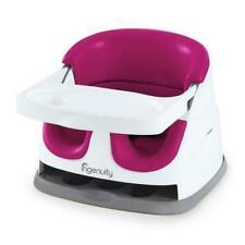 Ingenuity 10866 Baby Base 2-in-1 Feeding Seat - Pink Flambe