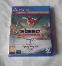 Steep Edition Jeux d'Hiver PS4 - Jeu de base + Extension