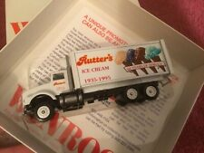 Rutters Dairy 60th Anniversary Die Cast 1/64 Scale Collectors Truck