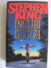 INCUBI & DELIRI di STEPHEN KING, SPERLING & KUPFER 1994.