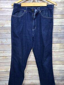 Vintage 70's LEE  Denim Jeans Tag 36x30