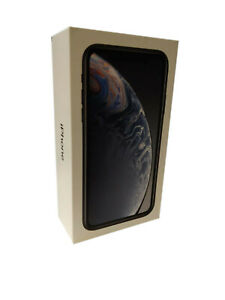 iPhone XR Black 128GB