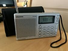 Grundig YB 300PE AM/FM Stereo w/ 13 Shortwave Bands Yacht Boy Digital Radio