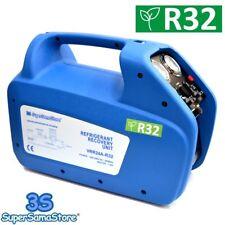 3S Station de récupération portable VRR24A 1 HP gaz R410A R407C R134A R32 R404A