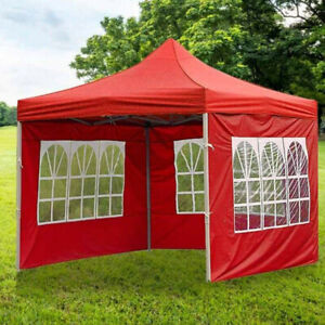 2x3m Tent Heavy Duty Gazebo Marquee Camping Outdoor Waterproof Party Canopy New