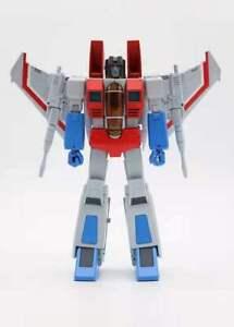 Deformation Space DS-001 Crimson Wings Starscream Action Figure New instock