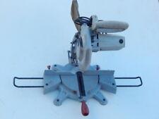 Compound Mitre drop off cut saw 210mm 1200W