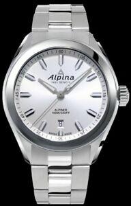 Alpina Alpiner Men's Quartz Watch AL-240SS4E6B