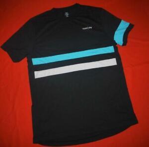 """Rapha """"Race T-Shirt"""" SKY Team  Size XL Black"""