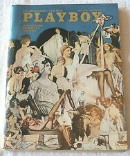 1972 July Playboy Magazine in Collectible Condition!