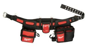 Milwaukee 48-22-8110 Electrician Work Belt Tool 29 pockets Tools Pouch 48228110
