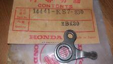NOS HONDA CR 250 R 88 - 89 LEVER LEFT HAND EXH VALVE 14441-KS7-830 EVO CR250R