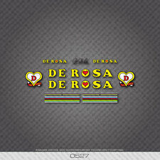 0527 De Rosa Bicycle Stickers - Decals - Transfers