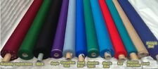 STRACHAN POOL TABLE CLOTH HAINSWORTH WORSTED EURO SPEED BALL Bed &Cushions Cloth